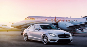 business car rental with Air Auto Car Rental