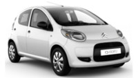 Car Rental in Madeira -  Book a Citroen C1 A/C with Funchal Car Hire