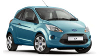 Car Rental in Madeira -  Book a Ford KA with Funchal Car Hire