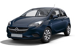 Car Rental in Madeira -  Book a Opel Corsa with Funchal Car Hire