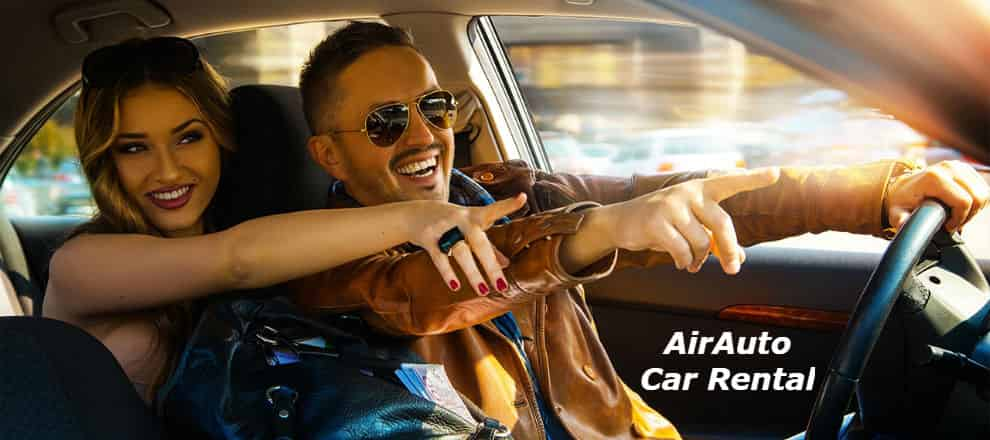 Air Auto Car Rental In Faro Airport